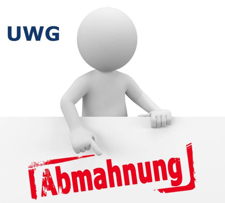 Abmahnung wegen Wettbewerbsrechtsverletzung vom Anwalt prüfen lassen - Hamburg