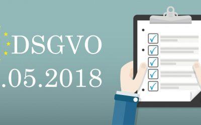 EU-Datenschutz-Grundverordnung (DSGVO) – To-Do-Liste für Unternehmen