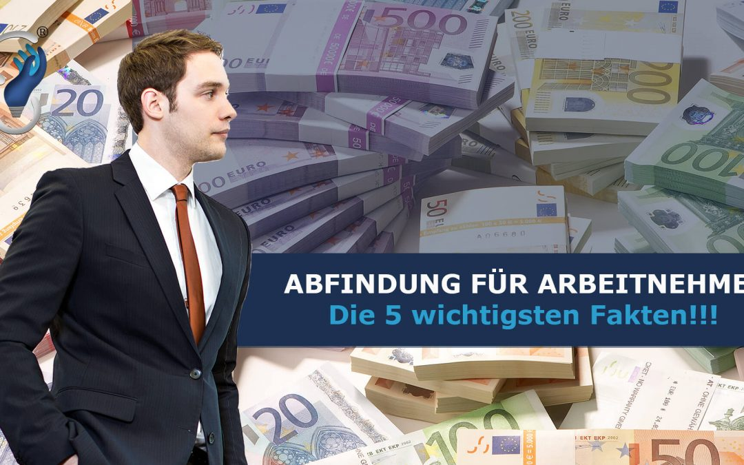 Abfindung Kündigung Aufhebungsvertrag Rechtsanwalt Arbeitsrecht Thomas Seidel Anwalt Hamburg Norderstedt